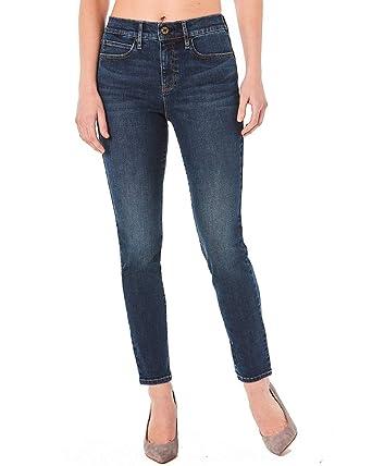 6555d17f2e7b Nicole Miller New York Soho High-Rise Skinny Jeans at Amazon Women's Jeans  store