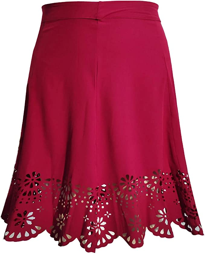 Faldas Largas Y Elegantes Faldas Cortas Mujer Verano Jorich Faldas ...