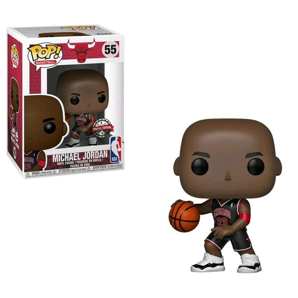 Michael Jordan Rookie Uniform Pop Vinyl NBA Bulls ** IN STOCK **