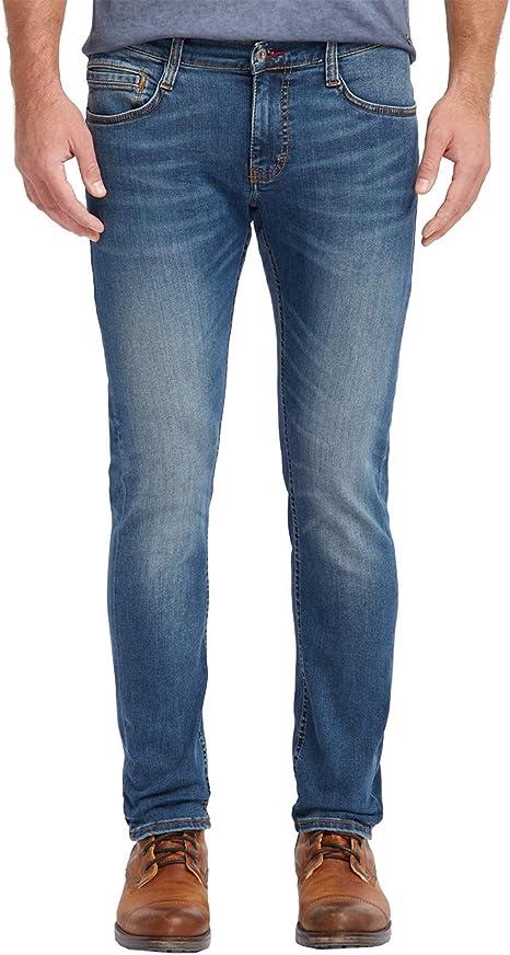 Mustang Herren Tapered Fit Jeans Oregon K