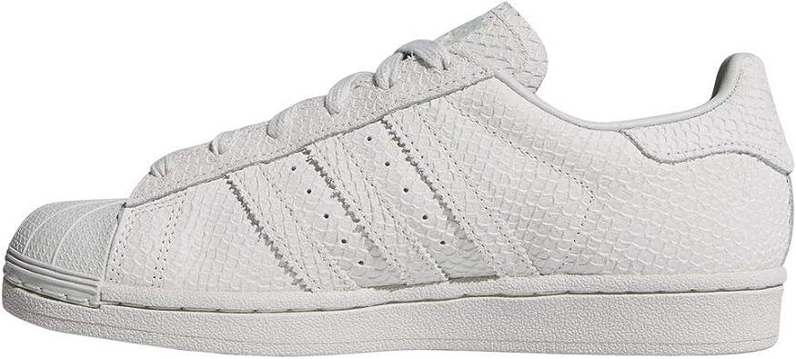 Teoría básica Factor malo Copiar  adidas Superstar W Zapatillas Mujer Blanco, 37 1/3: Amazon.es: Zapatos y  complementos
