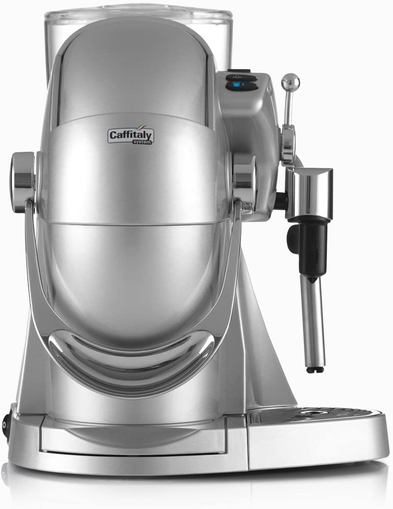Máquina Café Caffitaly Nautilus s11hs Silver: Amazon.es: Hogar