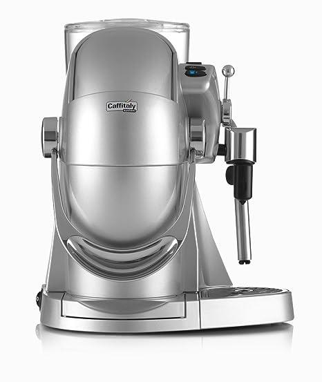 Máquina Café Caffitaly Nautilus s11hs Silver