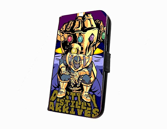 Amazon.com: Thanos Destiny Still Arrives Inspired Phone Case ...