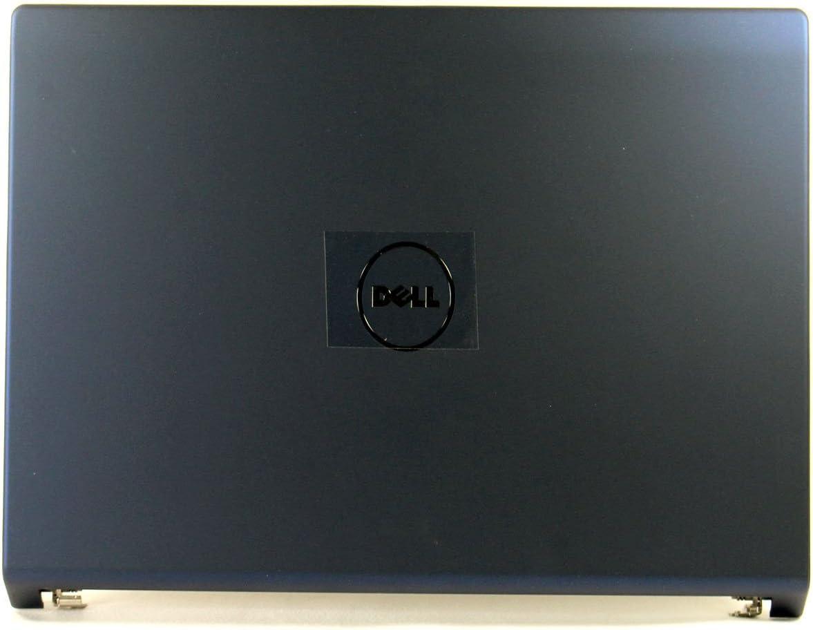 "Dell Studio 1555 1557 1558 15.6"" Blue LCD Back Cover & Hinges - W395J Grade B"