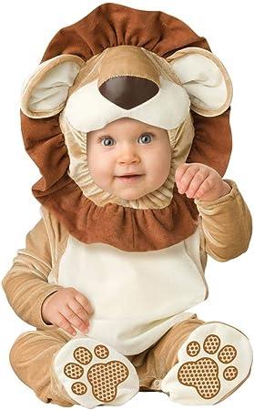 In Character - Disfraz de león para bebé, talla S 6-12 Meses ...