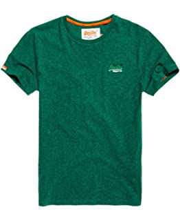 2aac089075 Orange Label Vintage Emb Tee Shamrock Green Grit