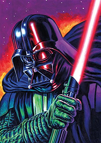 (Star Wars - Darth Vader - 300 Large Piece Jigsaw)