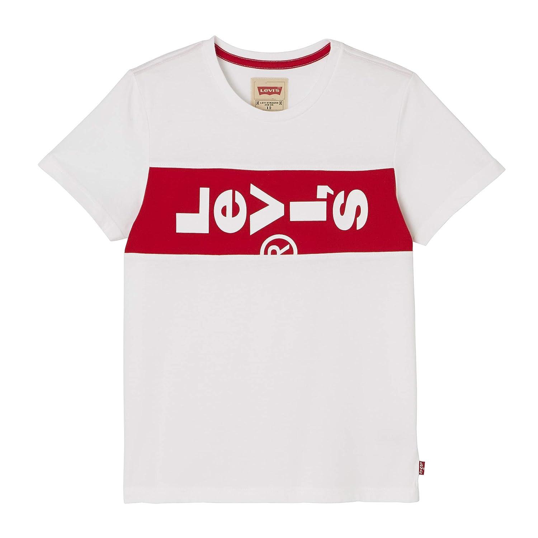 Levi's Nos N91004H T Shirt per bambini e ragazzi: MainApps