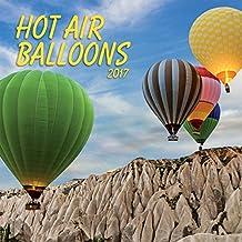 Turner Photo 2017 Hot Air Balloons Photo Wall Calendar, 12 X 24-Inch Opened (17998940026)