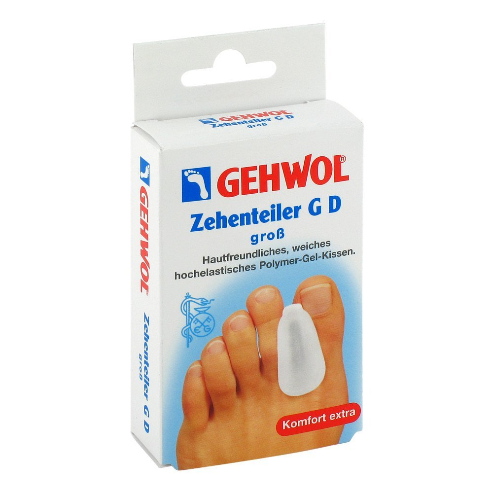Gehwol Zehenteiler Größe gross 3 stk Eduard Gerlach GmbH 102693000
