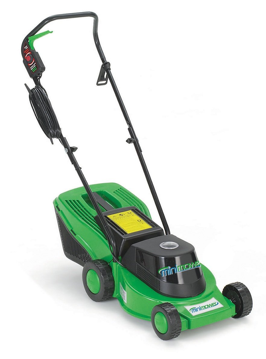Razarsharp Minimower - 13 Inch / 12 amp Electric Lawn Mower with Catcher by RazarSharp