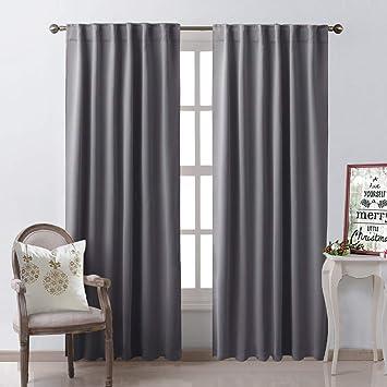 Master Bedroom Curtain Panels