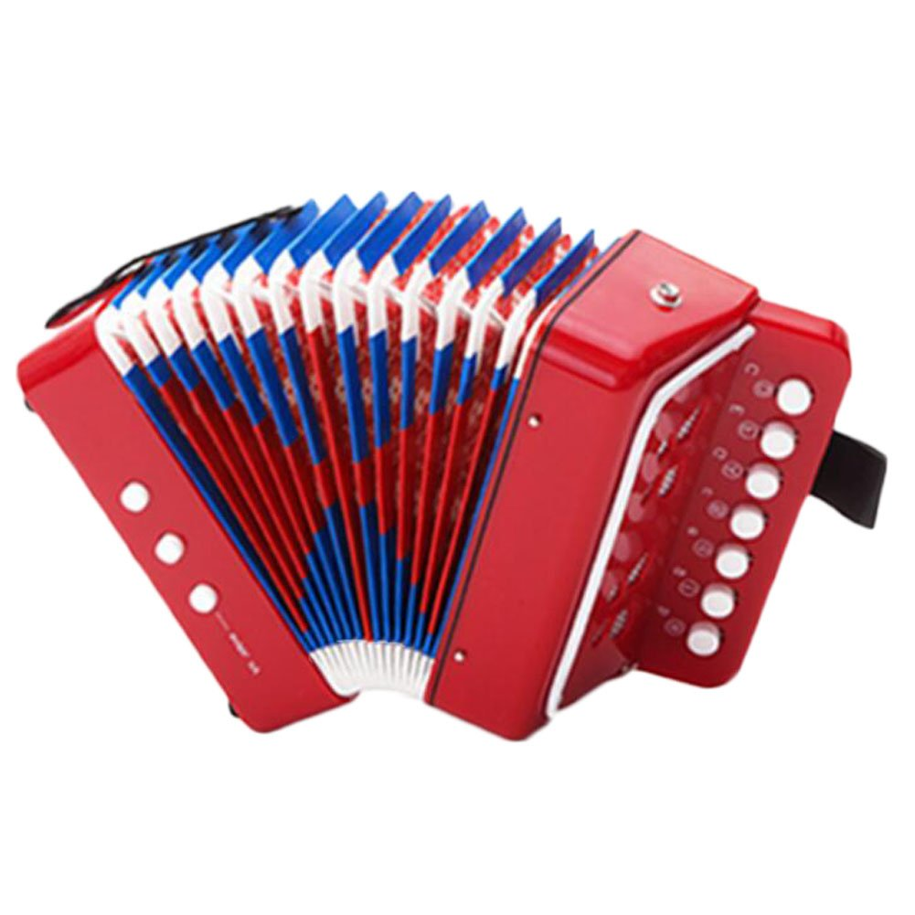 George Jimmy Great Musical Instrument Mini Accordion Education Kids Toy Player Kids Gift -A1