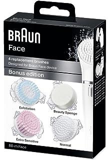 Braun Face SE 80-b Refill - Accesorio para máquina de afeitar ...