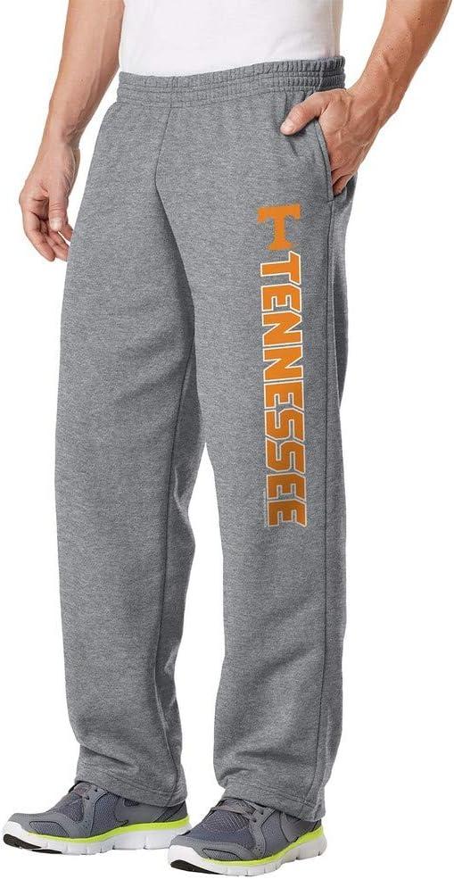 Elite Fan Shop NCAA Mens Sweatpants Gray Captains