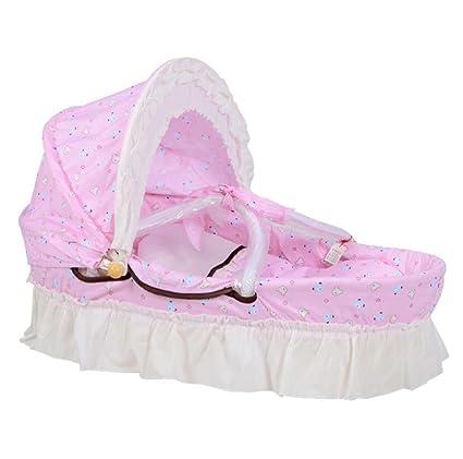 Cuna de bebé cama multifuncional bebé reclinable recién nacido bebé ...