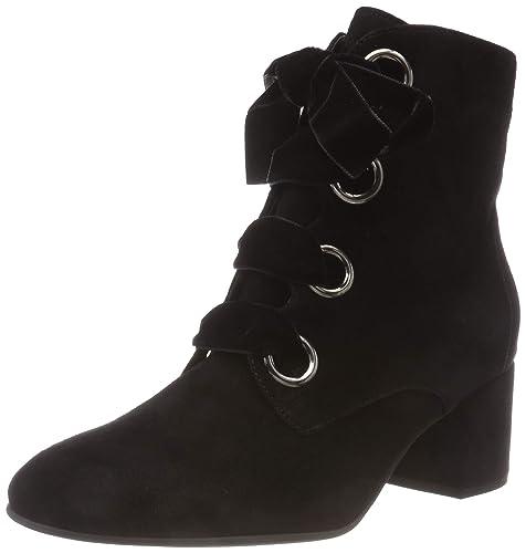 Högl 6-10 4142 Francoise Elegantes Botines En Negro Gamuza 4 Black SUED: Amazon.es: Zapatos y complementos