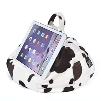 Amazon.com: iPad, Tablet y eReader Cojín Puf Pillow Soporte ...