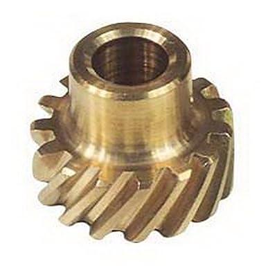 MSD 8583 Bronze Distributor Gear: Automotive