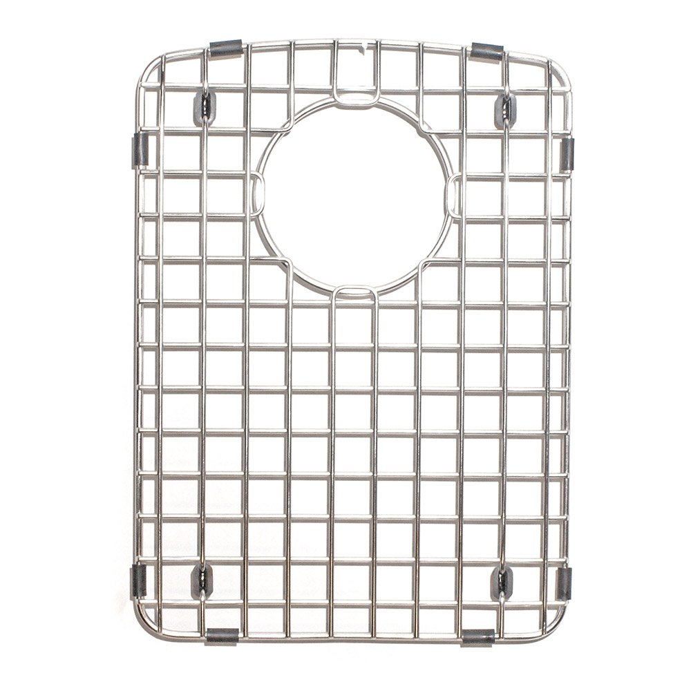 Franke Ellipse Stainless Steel Bottom Sink Grid, 10-Inches by 14-Inches by FrankeUSA