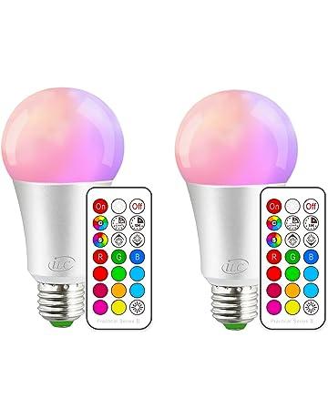 Fine Pack 3 Ampoule Led Couleur Contrôle Bluetooth Maison
