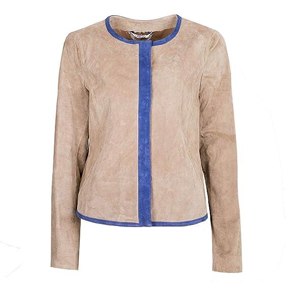 design senza tempo 3a2b6 e54ef Liu Jo Jacket Leather - W15002 P0202 / Giacca Pelle - 42(EU ...