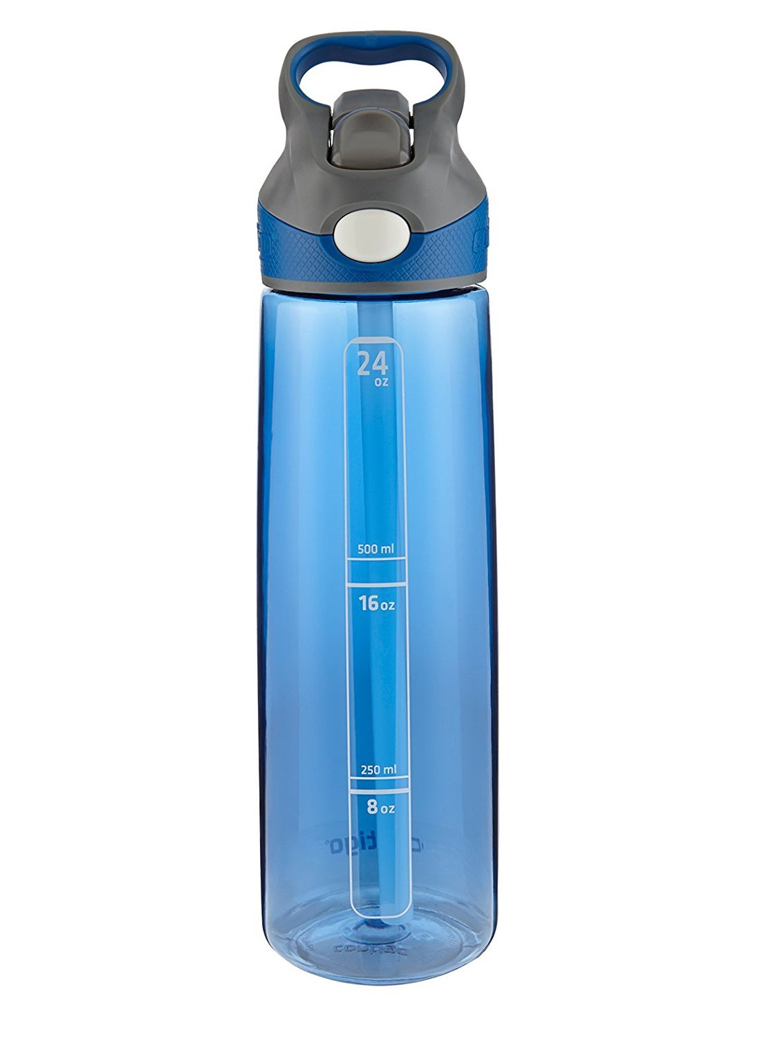 Cobalt Ignite USA ADB100A13 Contigo AUTOSPOUT Straw Addison Water Bottle 24 oz