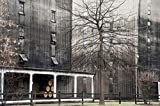 Wood Wall Art Photography - Bourbon Themed Decor: Stitzel Weller Distillery, Bulleit Barrels 11''x17''