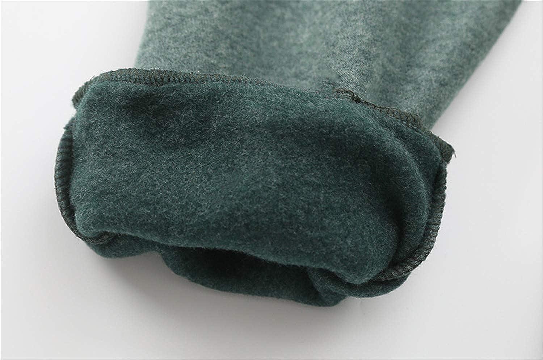 Andongnywell Womens Warm Jogger Fleece Pants Sherpa Lined Athletic Sweatpants Winter Casual Harem Sports Pants