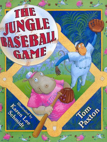 The Jungle Baseball Game