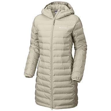3c516896955 Amazon.com  Columbia Women s Lake 22 Long Hooded Jacket  Clothing