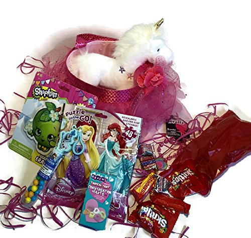 Valentines Day Unicorn Plush Gift Set