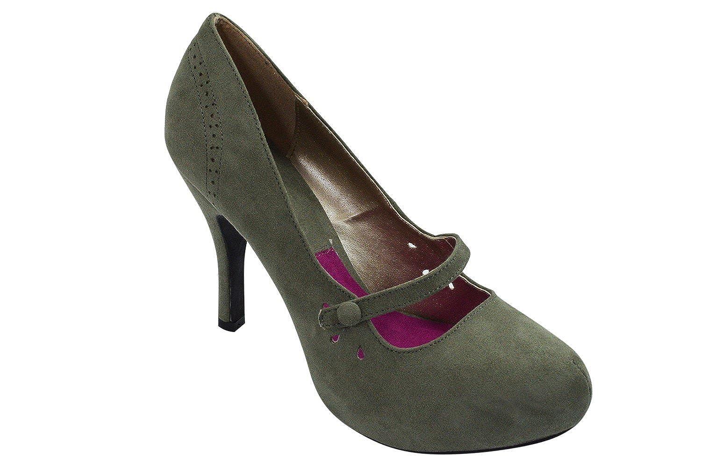 Necessary vegan vintage mary jane heels