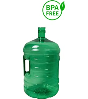 Botellón de 18.9 litros, para Agua. Compatible con Tapones ...