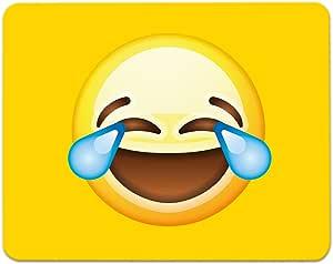 ADDIES Mousepad Emoji/Emoticons. Bonito para ratón diseño ...