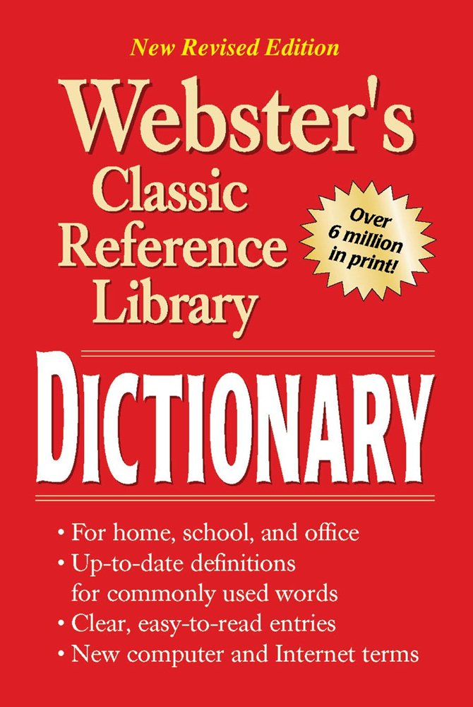 Download Webster's Reference Library Dictionary: New Revised Edition (Webster's Classic Reference Library) PDF