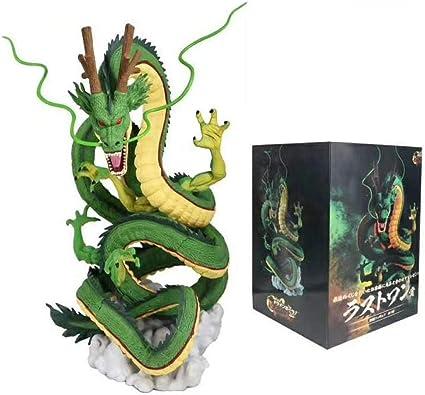 Figuras de Shenron Ichiban de 30cm d Anime Dragon Ball Z Figura de acción modèle jouets decoración Maison Brinquedos Juguetes Shenlong DBZ poupée