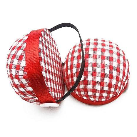 Compra Rocita Red Comprobar la muñeca Pin Cushion, 60mmW ...