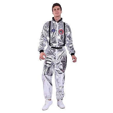 Mbappe Disfraz de Astronauta Espacial, Unisex, para Halloween ...