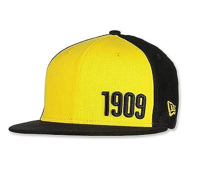 BVB 09 Borussia Dortmund 9Fifty 1909 Snapback Cap (S M, gelb ... 2a785592ec