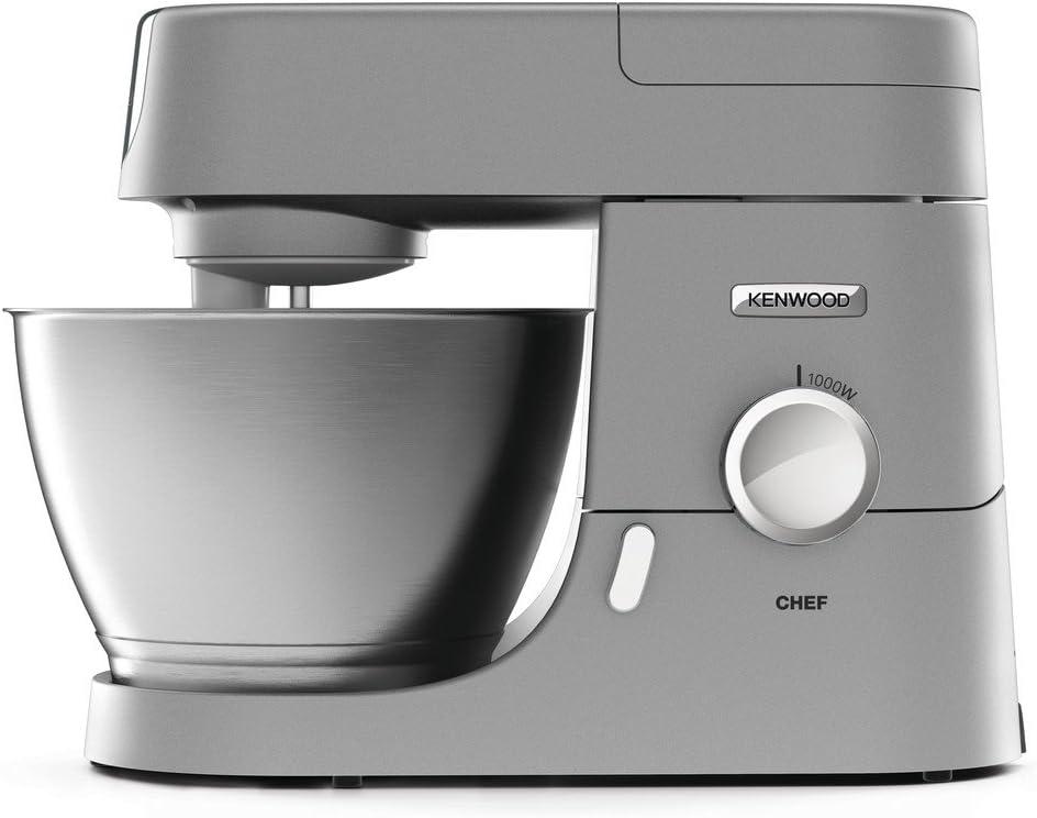 Kenwood Chef KVC3110S - Robot de cocina multifunción, bol de metal ...