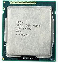 Intel Core i7-2600S 2.8 GHz Quad-Core Desktop CPU Processor Socket LGA1155 SR00E (Renewed)