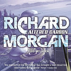 Altered Carbon Hörbuch