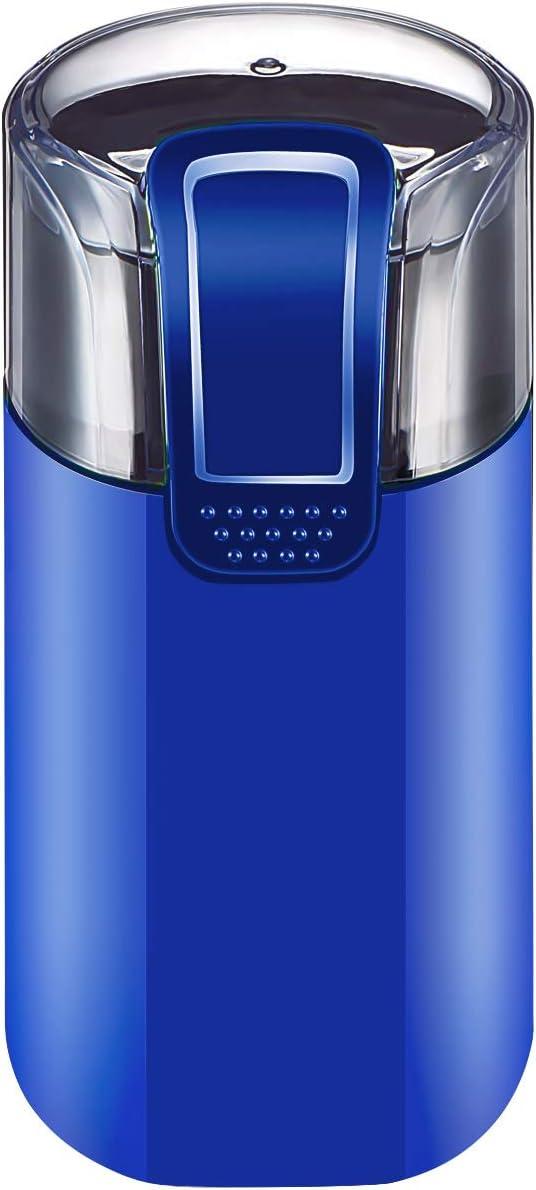 IKICH Coffee Grinder Electric Blue