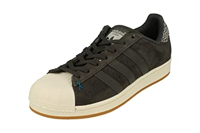 photos officielles a9cf3 55194 adidas Chaussures Superstar Gris Homme/Femme: Amazon.fr ...
