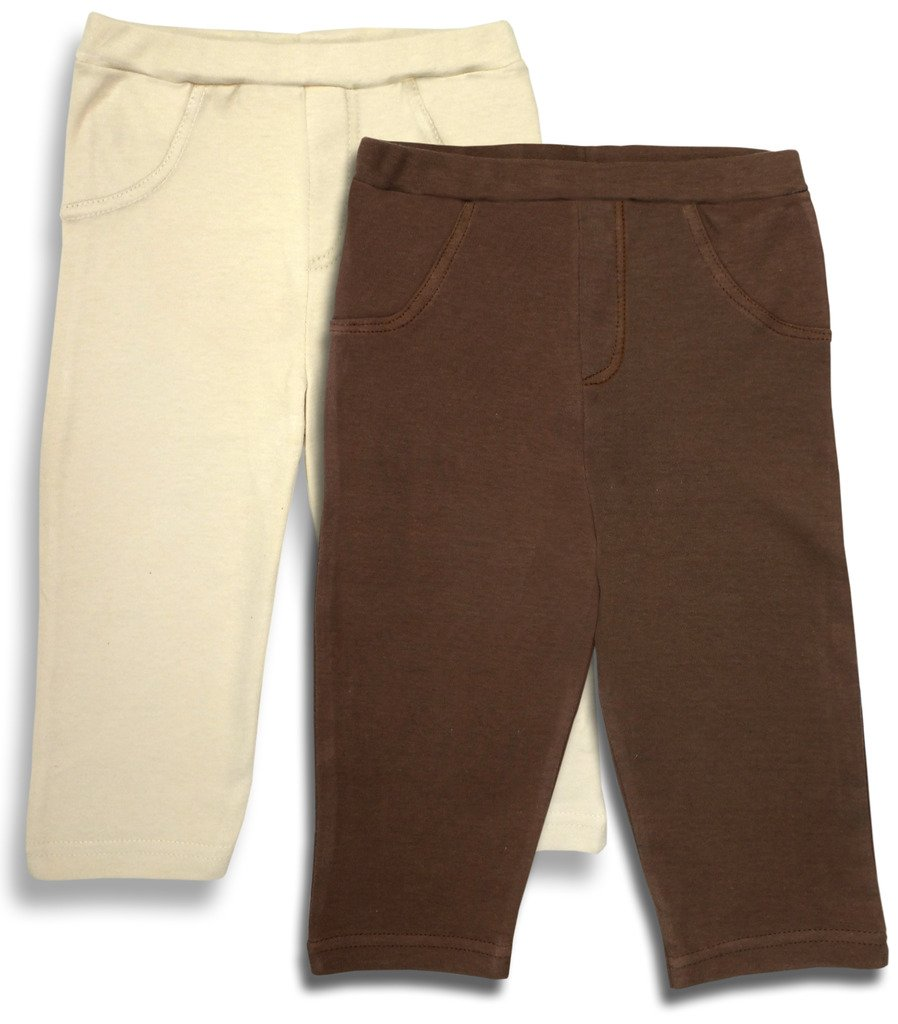 Spencers Lets Cuddle 2 Pack Cotton Pants 18M