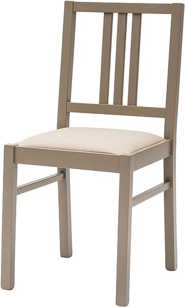 ARREDinITALY Set 2 sedie in Legno massello Tortora con