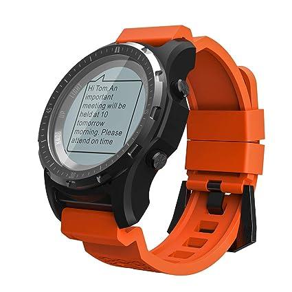 HKPLDE Smartwatch/Impermeable Fitness Tracker Calorías ...