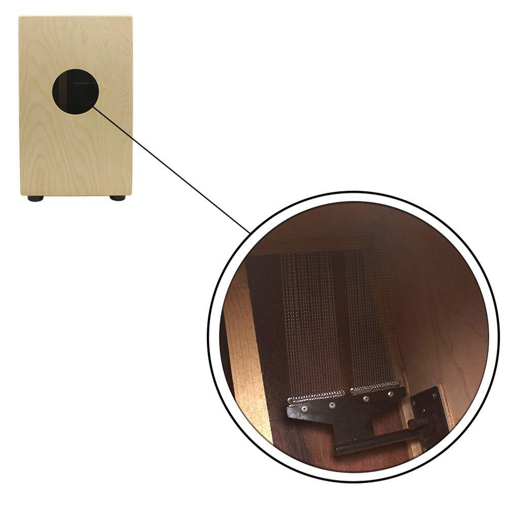 Hotaluyt met/à Design Rullante Wire 20//24//30//32//40 Strand Primavera Drum per Bambini Snare Cajon Box Drums